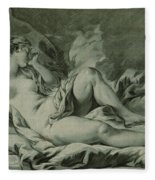 Venus Sleeping Fleece Blanket
