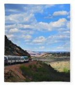 Verde Canyon Fleece Blanket