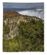 Verde Canyon Fleece Blanket