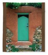 Verde Way Fleece Blanket
