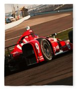 Verizon Indycar Series - 3 Fleece Blanket