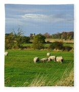 Vermont Country Life Fleece Blanket