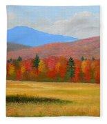 Vermont Haven Fleece Blanket