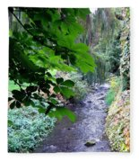 Vernon Creek Fleece Blanket