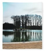 Versailles Park Fleece Blanket