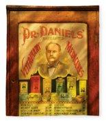 Veteranarian - Veterinary Medicines  Fleece Blanket