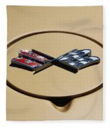 Vette Flags Fleece Blanket