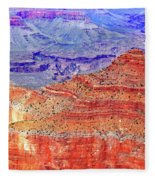 Vibrance Fleece Blanket