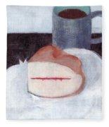 Victoria Sandwich  Fleece Blanket