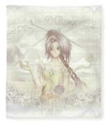 Victorian Princess Altiana Fleece Blanket
