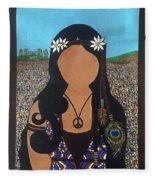Vidas Pasadas, Woodstock 1969 Fleece Blanket