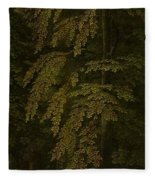 View In A Forest  Outer Right Wing Of A Triptych  Gerard David  C  1505   C  1515 Fleece Blanket