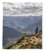 View Fleece Blanket