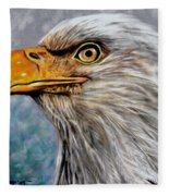 Vigilant Eagle Fleece Blanket