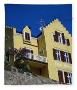 Villa Weiss Fleece Blanket