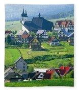 Village Fleece Blanket