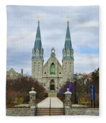Villanova College Fleece Blanket