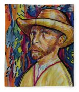 Vincent Fleece Blanket