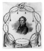 Vincenzo Bellini, Italian Composer Fleece Blanket