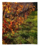 Vineyard 13 Fleece Blanket