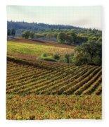 Vineyard 22 Fleece Blanket
