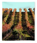Vineyard 27 Fleece Blanket