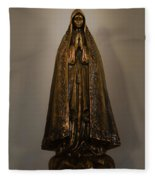 Virgin Mary - Apaneca Fleece Blanket