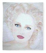 Virginia Fleece Blanket