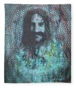 Vision Of Meher Baba Fleece Blanket