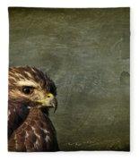 Visions Of Solitude Fleece Blanket