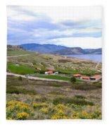 Vista 10 Fleece Blanket