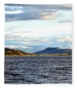 Vista 11 Fleece Blanket