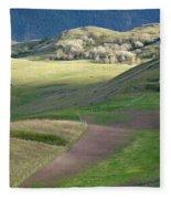 Vista 5 Fleece Blanket