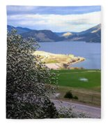 Vista 6 Fleece Blanket
