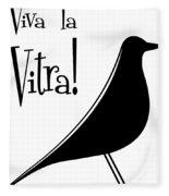 Vitra  Fleece Blanket