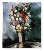Vlaminck: Summer Bouquet Fleece Blanket