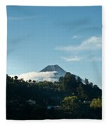 Volcan De Agua Antiqua Gutemala 1 Fleece Blanket