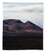 Volcano 1 Fleece Blanket