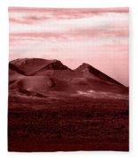 Volcano 3 Fleece Blanket