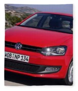 Volkswagen Polo Fleece Blanket