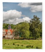 Vrams Gunnarstorp Castle Fleece Blanket