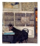 Vuillard: Revue, 1901 Fleece Blanket