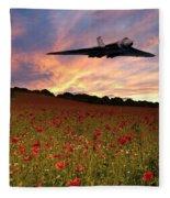 Vulcans End Fleece Blanket