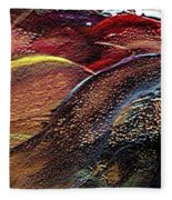 W 010- Hills Fleece Blanket