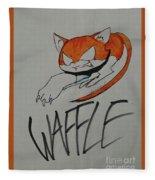 Waffle Fleece Blanket
