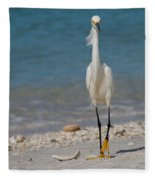 Walk This Way Fleece Blanket