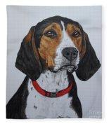 Walker Coonhound - Cooper Fleece Blanket