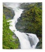 Wallace Falls Fleece Blanket
