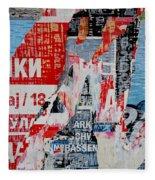 Walls - Ark Fleece Blanket