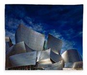 Walt Disney Concert Hall Fleece Blanket
